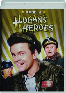 HOGAN'S HEROES: Seasons 1-4