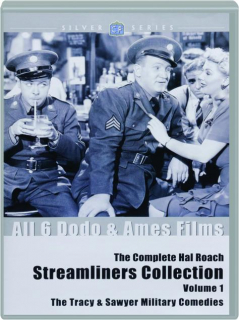 THE COMPLETE HAL ROACH STREAMLINERS COLLECTION, VOLUME 1