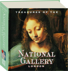 TREASURES OF THE NATIONAL GALLERY--LONDON: A Tiny Folio
