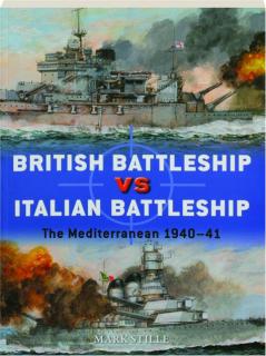 BRITISH BATTLESHIP VS ITALIAN BATTLESHIP: Duel 101