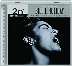 THE BEST OF BILLIE HOLIDAY: 20th Century Masters