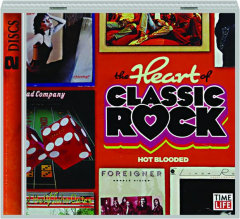 THE HEART OF CLASSIC ROCK: Hot Blooded