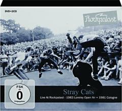 STRAY CATS: Live at Rockpalast
