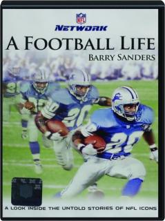 A FOOTBALL LIFE: Barry Sanders