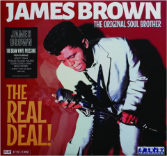 JAMES BROWN: The Original Soul Brother