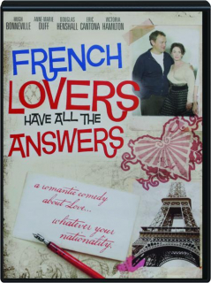 FRENCH LOVERS HAVE ALL THE ANSWERS