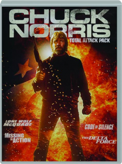CHUCK NORRIS: Total Attack Pack