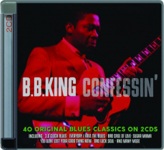 B.B. KING: Confessin'