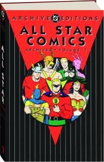 ALL STAR COMICS ARCHIVES, VOLUME 7