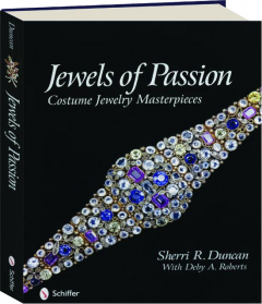 JEWELS OF PASSION: Costume Jewelry Masterpieces