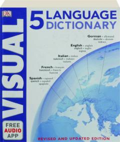 5 LANGUAGE VISUAL DICTIONARY, REVISED EDITION