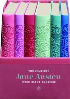 THE COMPLETE JANE AUSTEN: Word Cloud Classics
