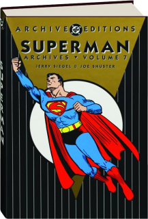 SUPERMAN ARCHIVES, VOLUME 7