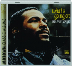 MARVIN GAYE: What's Going On