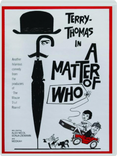 A MATTER OF WHO