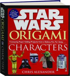 <I>STAR WARS</I> ORIGAMI: Characters