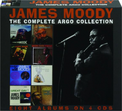 JAMES MOODY: The Complete Argo Collection