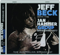 JEFF BECK WITH THE JAN HAMMER GROUP: Brisbane 1977