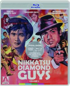 NIKKATSU DIAMOND GUYS, VOLUME 2