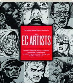 THE EC ARTISTS, VOLUME 8: The Comics Journal Library