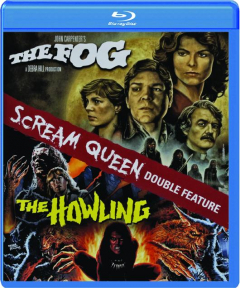 SCREAM QUEEN DOUBLE FEATURE: The Fog / The Howling