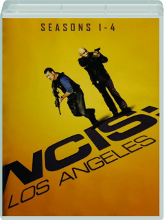 NCIS--LOS ANGELES: Seasons 1-4