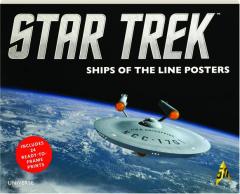 <I>STAR TREK</I>--SHIPS OF THE LINE POSTERS