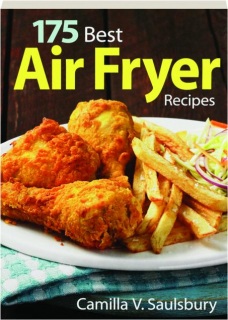 Modern home air fryer recipe book