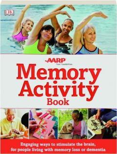 AARP MEMORY ACTIVITY BOOK