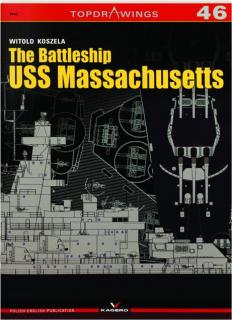 THE BATTLESHIP USS <I>MASSACHUSETTS:</I> TopDrawings 46