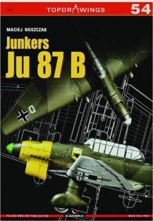 JUNKERS JU 87 B: TopDrawings 54