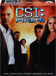 CSI--MIAMI: The Complete First Season