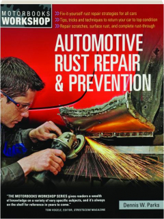 AUTOMOTIVE RUST REPAIR & PREVENTION