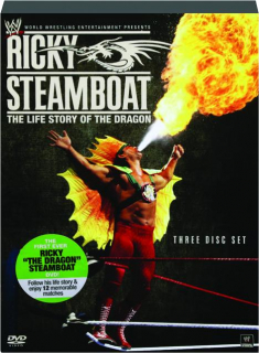RICKY THE DRAGON STEAMBOAT: The Life Story of the Dragon
