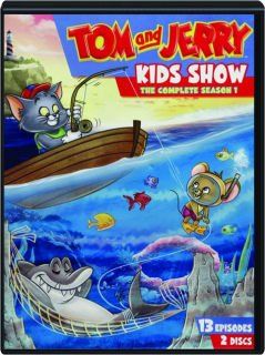 TOM AND JERRY KIDS SHOW: The Complete Season 1