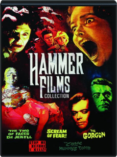 HAMMER FILMS COLLECTION: 5 Films
