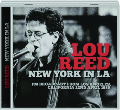 LOU REED: New York in L.A