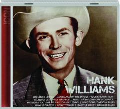 HANK WILLIAMS: Icon