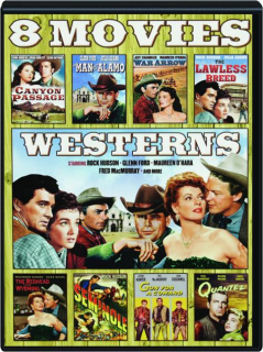 WESTERNS: 8-Movie Collection