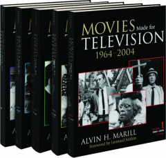 MOVIES MADE FOR TELEVISION, 1964-2004