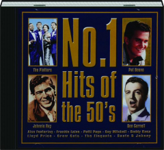 NO. 1 HITS OF THE 50'S