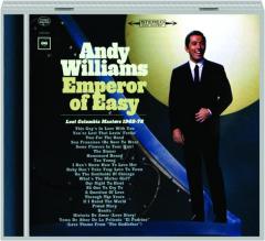 ANDY WILLIAMS: Emperor of Easy