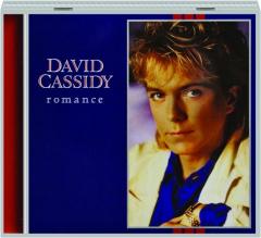 DAVID CASSIDY: Romance