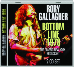RORY GALLAGHER: Bottom Line 1978