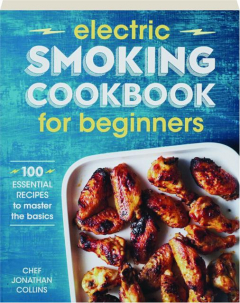 ELECTRIC SMOKING COOKBOOK FOR BEGINNERS