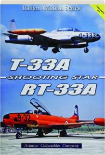 T-33A / RT-33A Shooting Star: Italian Aviation Series