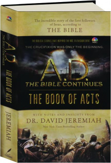 A.D. THE BIBLE CONTINUES: The Book of Acts