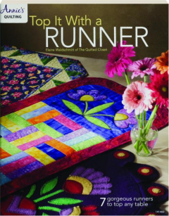 TOP IT WITH A RUNNER