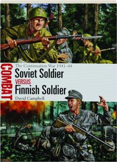 SOVIET SOLDIER VERSUS FINNISH SOLDIER: Combat 49
