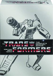 THE TRANSFORMERS: The Complete Original Series